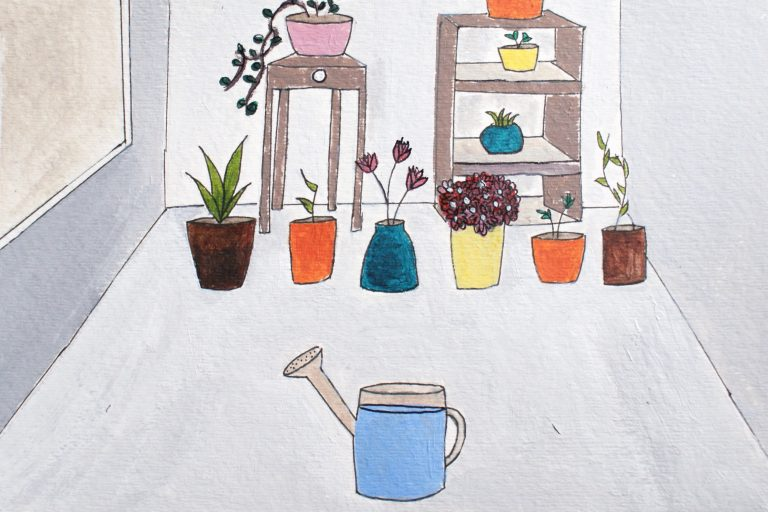 How I Talk to my Friends about my Chronic Illness: The Watering Can Analogy